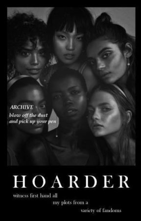 HOARDER → PLOT SHOP by sectumsirius