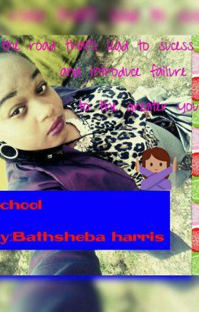 school by joannaHarris2