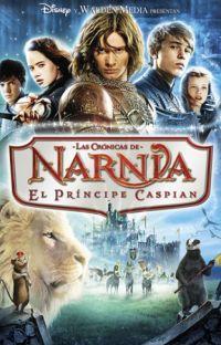 Las Crónicas de Narnia: El Príncipe Caspian (Peter Pevensie & tú) cover