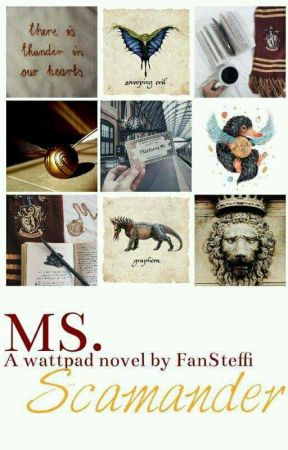 Ms. Scamander/ Harry Potter en Fantastic Beast Fanfictie by Studio_Stephen