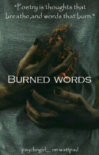 Burned Words cover