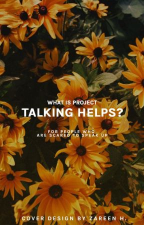 What is #TalkingHelps? by TalkingHelps