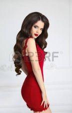 La Dama De Rojo by GabyRomero123