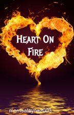 Heart on Fire || Chato Santana by morrisalayna2003