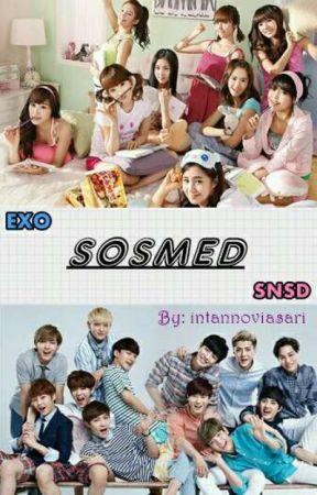 ExoSnsd〘Sosmed〙 by lee-eunsang