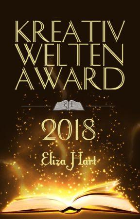 KreativWelten Award 2018 (CLOSED) by ElizaHartBooks