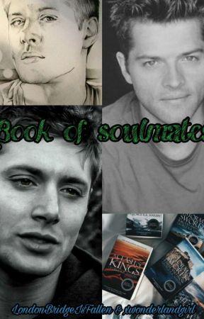 Book of Soulmates  by LondonBridgeIsFallen