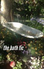The Bath Fic • Frerard by That_Potato_Trash