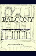 Balcony - taegi - by jokingacademy_