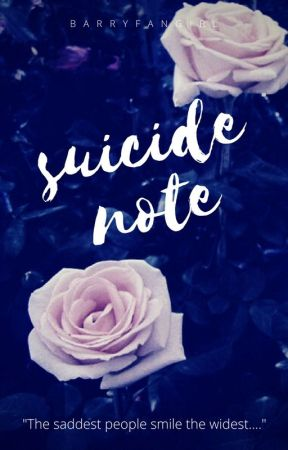 Suicide Note by verybarry