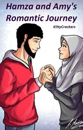 Hamza and Amy's Romantic Journey by KittyCrackers