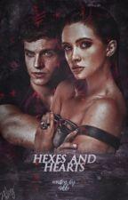 Hexes and Hearts | Isaac Lahey ✓ by mikkiandnackk