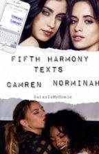 Fifth Harmony Texts (Camren/Norminah) by SatanIsMyHomie