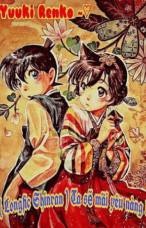 [Longfic Shinran] Ta sẽ mãi yêu nàng ! by Yuuki_Renko