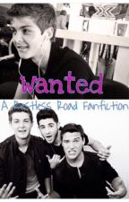 Wanted (A Restless Road Fanfiction) by katiewojcik19