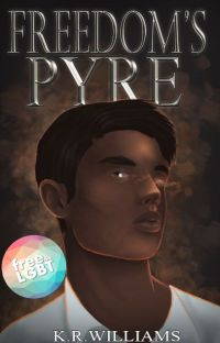 Freedom's Pyre ✓ [SAMPLE | Libertas Series | Book I] cover