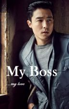 My Boss [COMPLETED] by winnie_dreaming