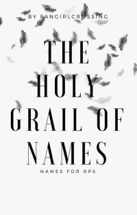 The Holy Grail of Names cover