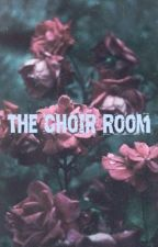 The Choir Room • Sam Evans • by whateveralanis_