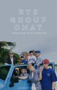 bts groupchat cover