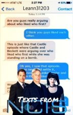 NCIS Messages by LeAnnxMichelle