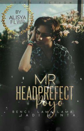Mr.Headprefect Poyo [Edit] by alisyaflwr