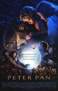 Peter Pan {Watty Awards 2k13} cover