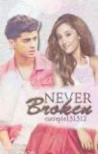 Never Broken (arianagrande and onedirection fanfic) by Shuruq2000