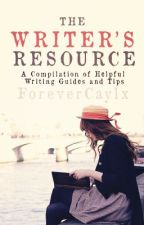 The Writer's Resource - A Compilation of Helpful Writing Guides by writtenbym