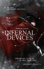 Infernal Devices | Vincent Valentine (Final Fantasy VII) by tsukkki-