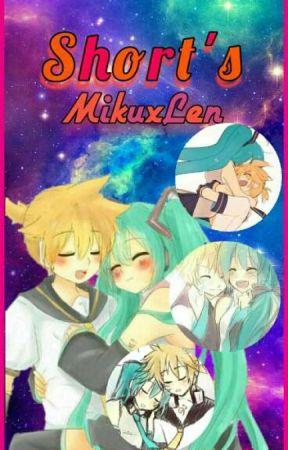 「Short's Lenku  & Mas」 by __LyxnKim