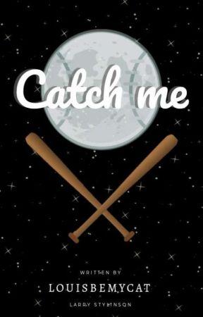 Catch Me ➵ Larry (Omegaverse) by LouisBeMyCat