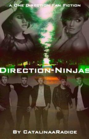 Direction-Ninjas - One Direction Fan Fiction by CatalinaaxoFics