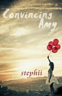 Convincing Amy (Amy, #1) cover
