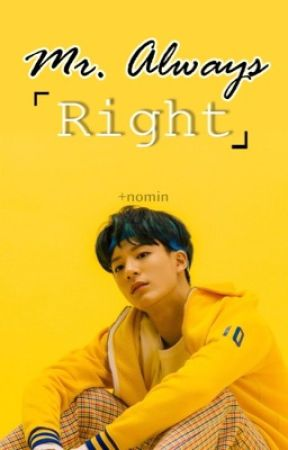 Mr. Always Right +Nomin by jinseobitch