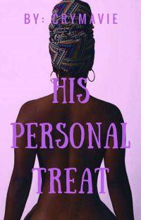 His Personal Treat (Interacial/Mafia) cover