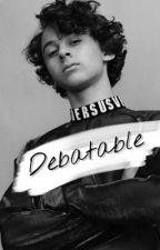 Debatable ↠ Jyatt by retrolieberher
