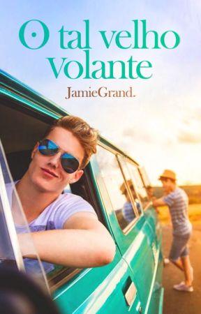 O Tal Velho Volante by JamieGrand