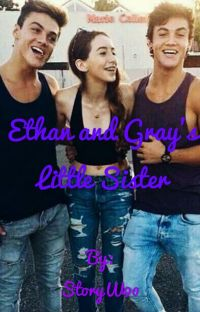 Ethan and Gray's Little Sister cover