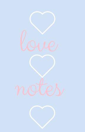 love notes // joshler a.u. by mukeisstrange