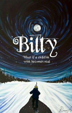 بيلي || Billy by RawanAlfar