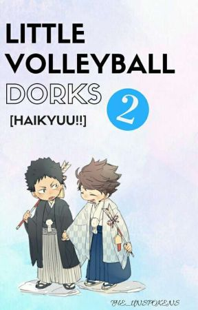 Little Volleyball Dorks 2 by the_unspokens