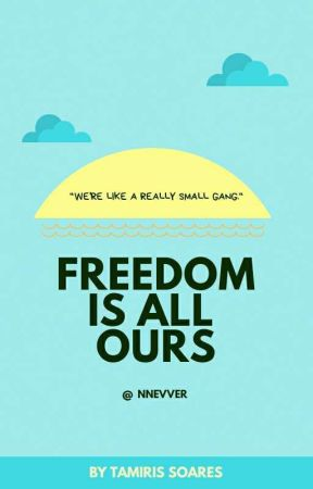 FREEDOM Is All Ours by NNEVVER