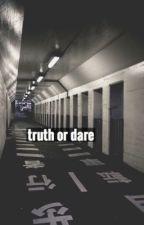 EGOVOUS tarafından yazılan truth or dare   jikook & chanbaek adlı hikaye