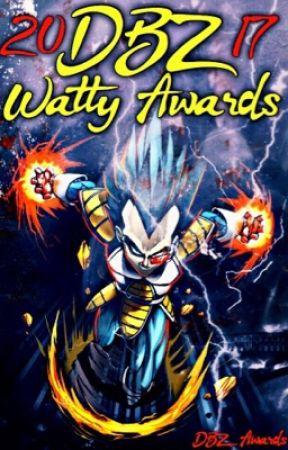 Dragon Ball Z Watty Awards 2017 Voting by DBZ_Awards