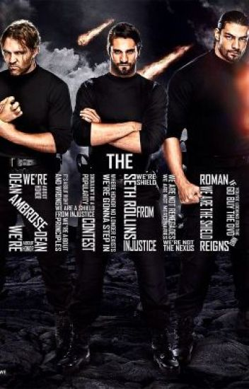Believe in the Shield (WWE  Fanfic)