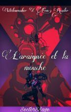 L'araignée et la Mouche (Widowmaker x Fem! Reader) by SectorSSage