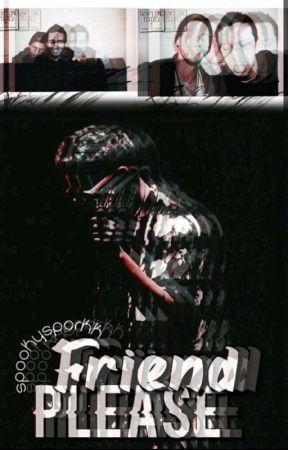 Friend, Please //Joshler// {SLOW UPDATES}  by exquisitedun