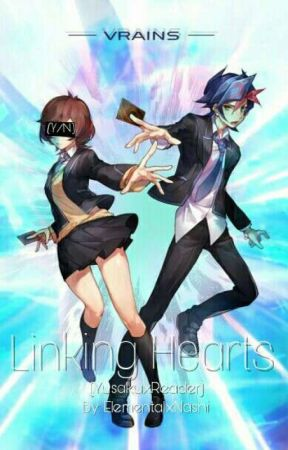 •Linking Hearts• (YusakuxReader) by PhantomEnd