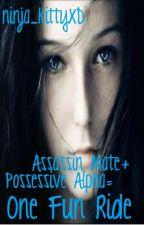 Assassin Mate + Possessive Alpha = One Fun Ride by ninja_kittyXD